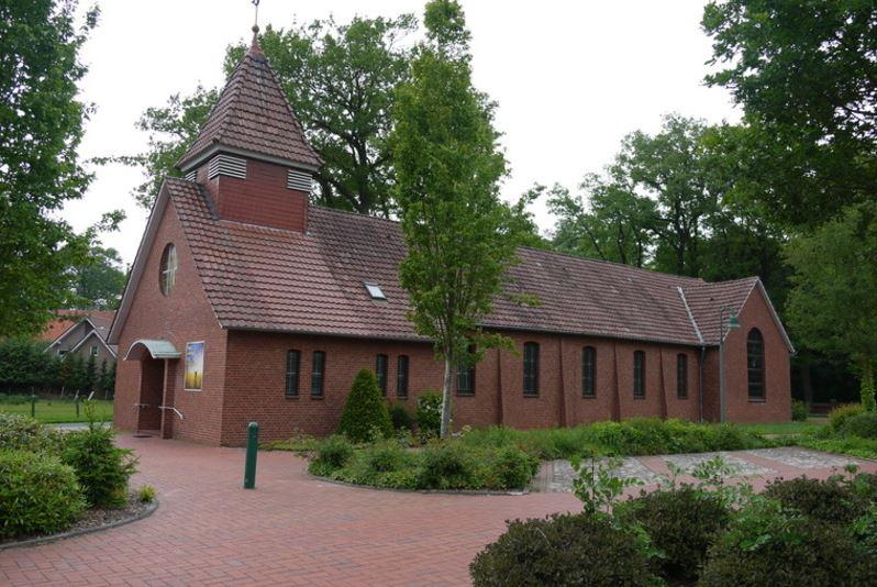 Kirche St. Johannes in Ahmsen