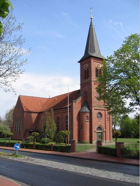 Kirche M.H. wachturm