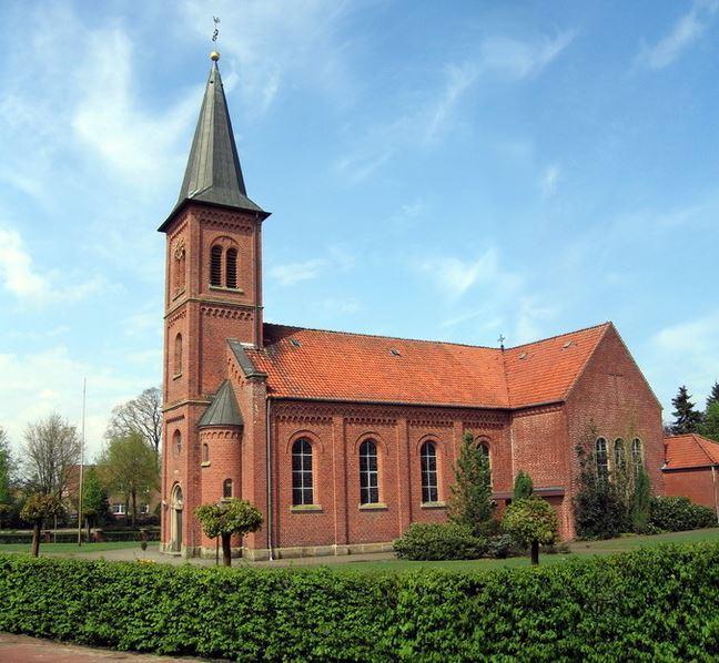 Kirche Maria H. Wachturm