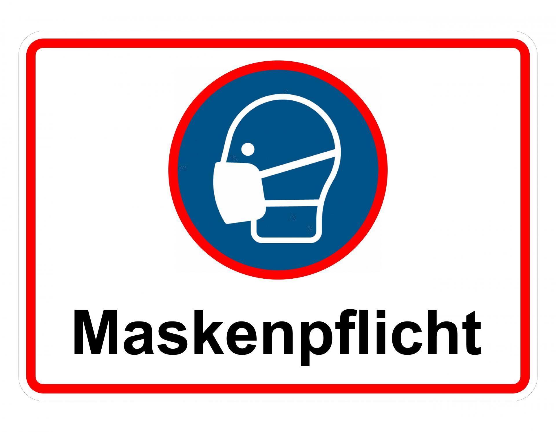 Maskenpflicht auf den Kombihöfen
