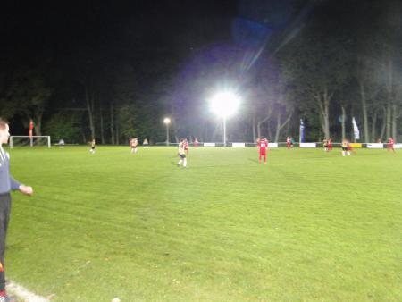 HSV vs. SGM unter Flutlicht