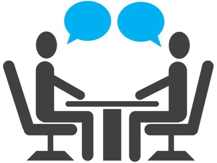 Gespräch - Bild von Tumisu auf Pixabay