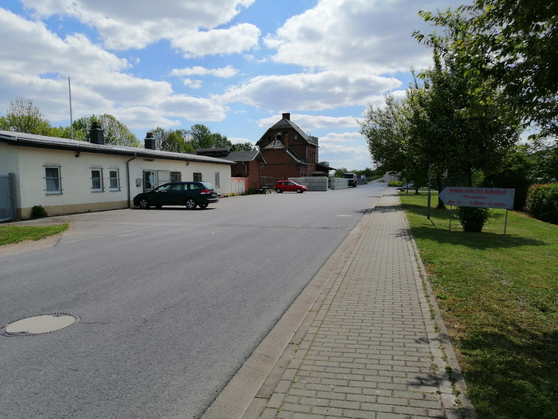 Essbahnhof Bad Tennstedt