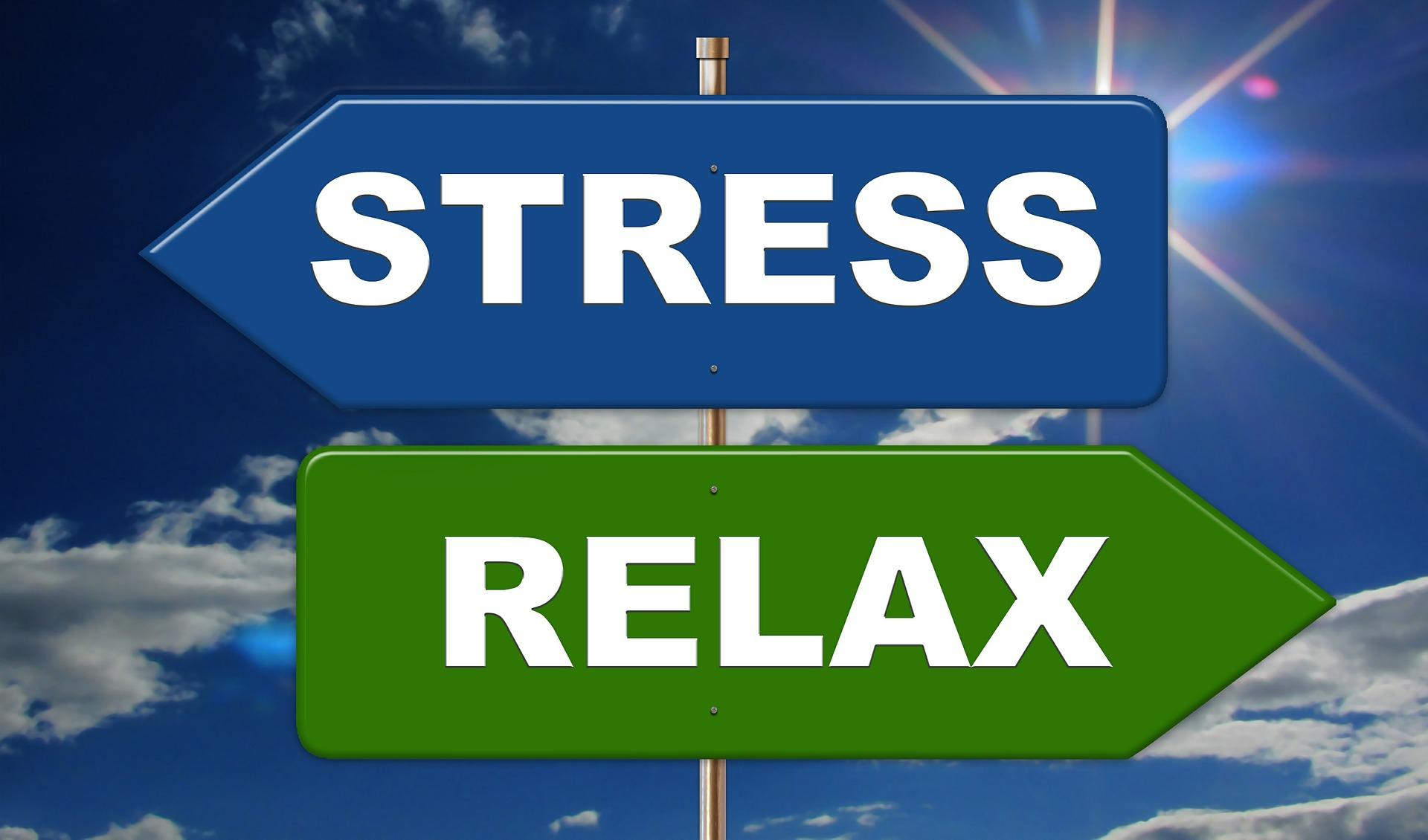 Was hilft bei Stress