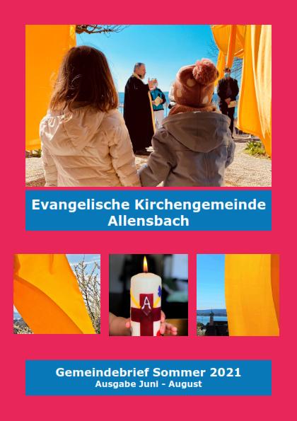 Gemeindebrief 2021-2