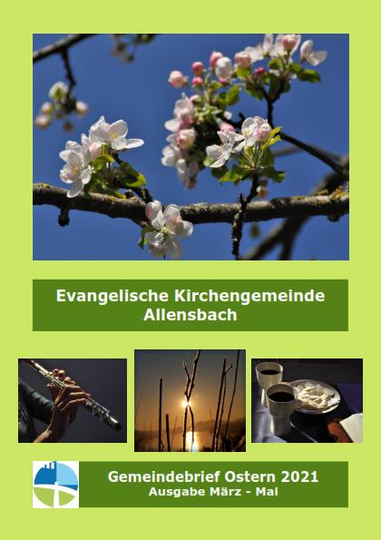 Gemeindebrief 2021-1