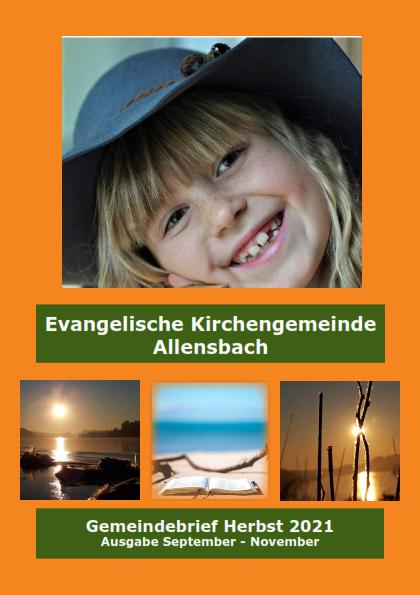 Gemeindebrief 2021/3