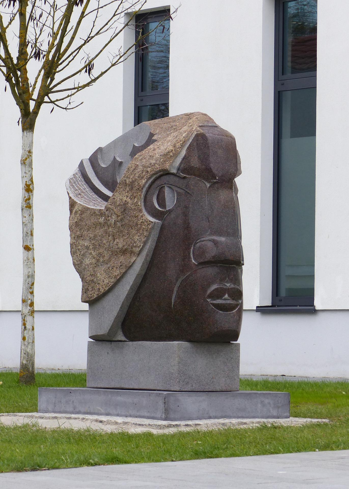 Gothischer Kopf