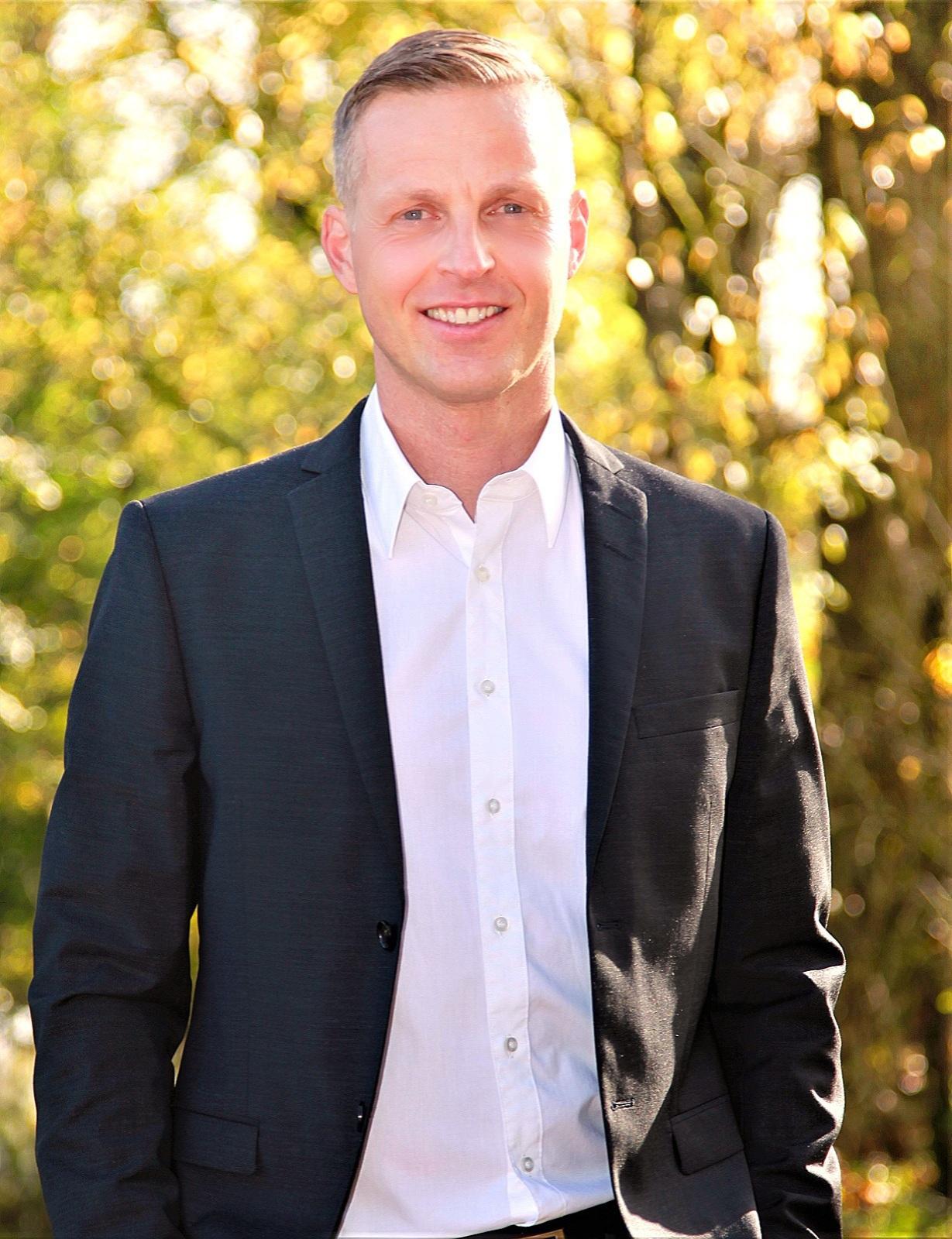 Bürgermeister Holger Bezold