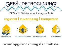 Gebäudetrocknung BPGmbH