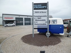 Reisemobile Prokopy