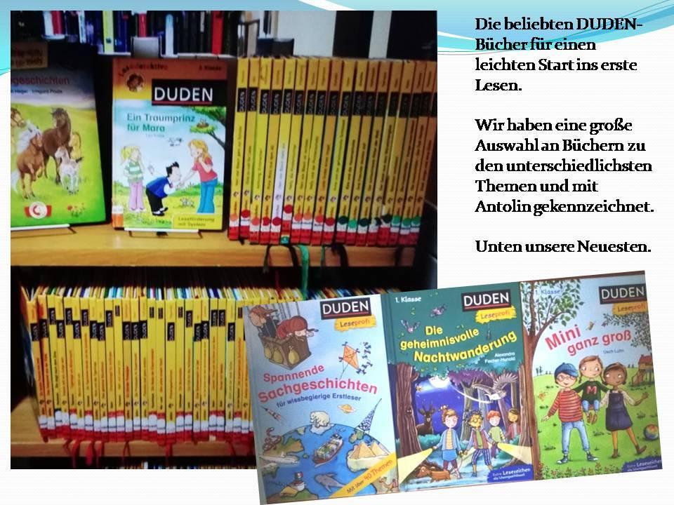 DUDEN-Bücher