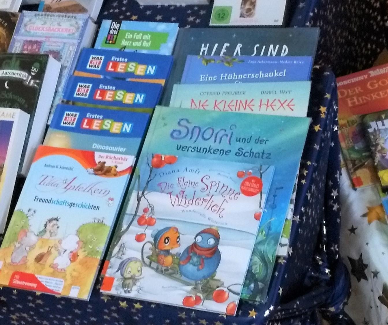 neue Kinderbücher 2020 - 2