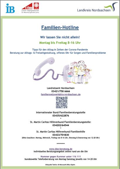 Familien-Hotline