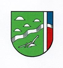 Das Wappen der Gemeinde Langeln.