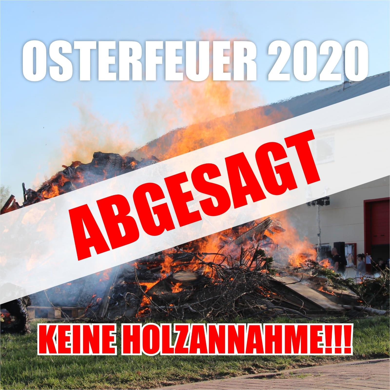 Osterfeuer2020