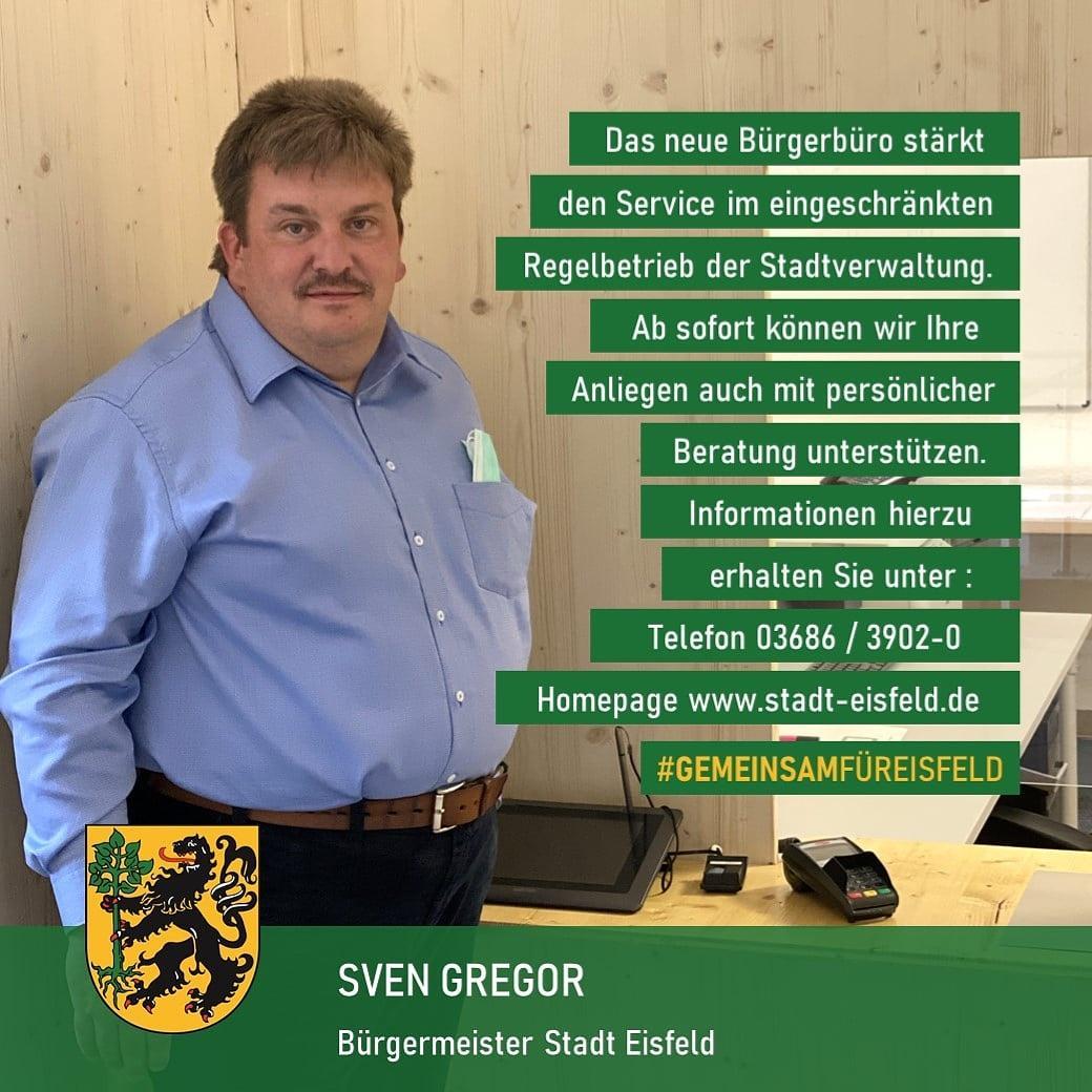 BGM Sven Gregor.19.06.2020