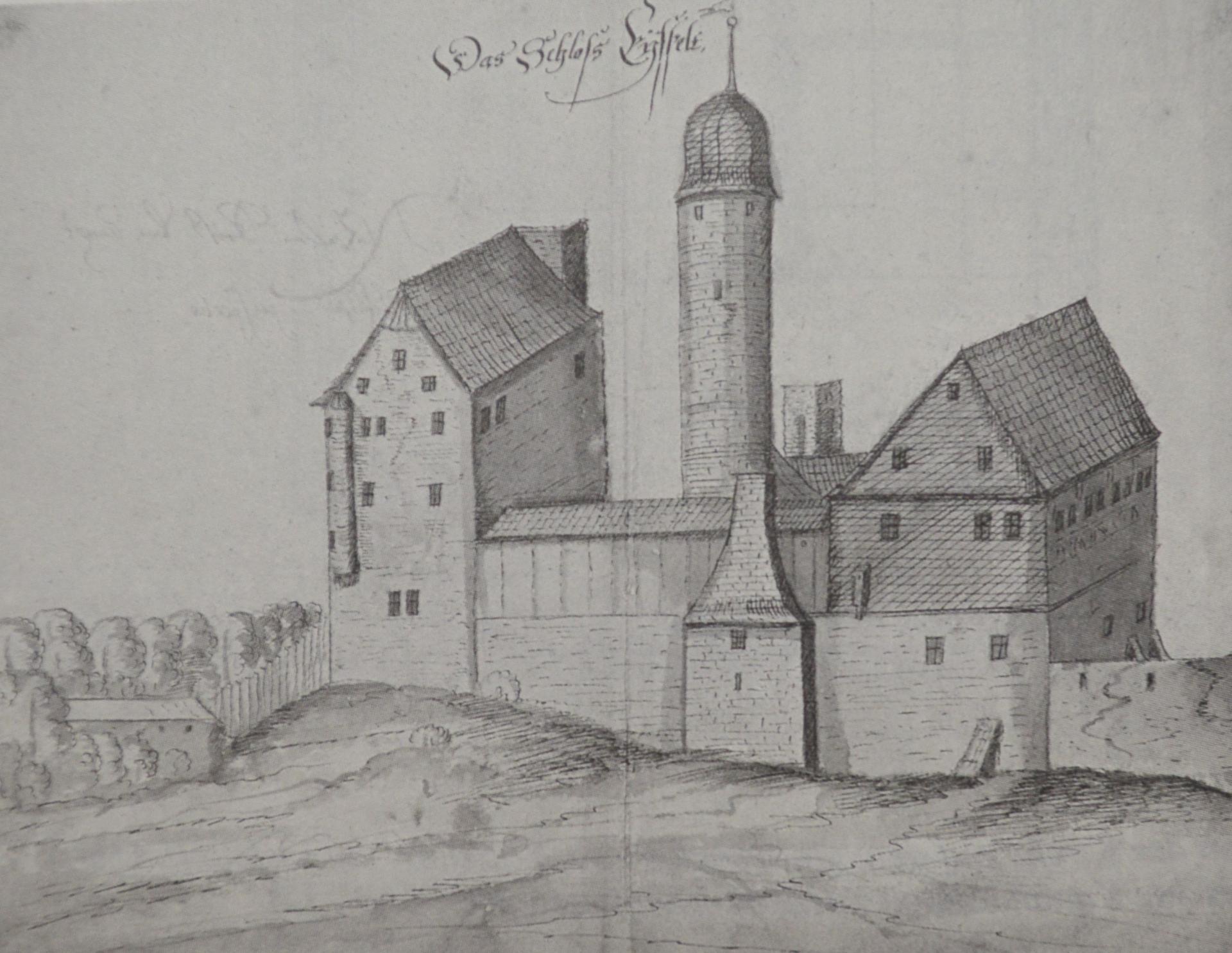 Schloss Eisfeld 1580