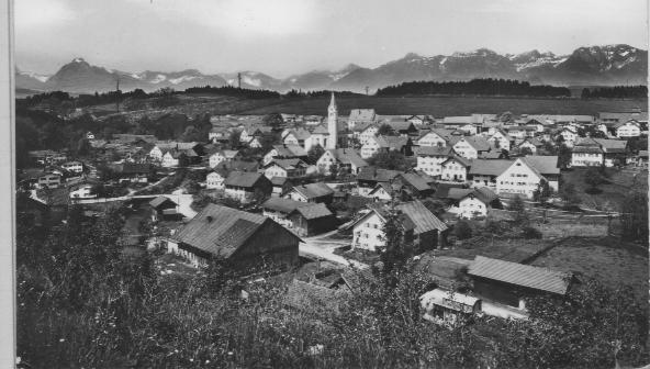Dorf vor 1960