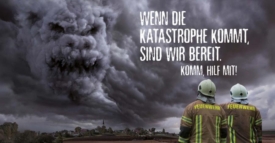 Feuerwehr Banner