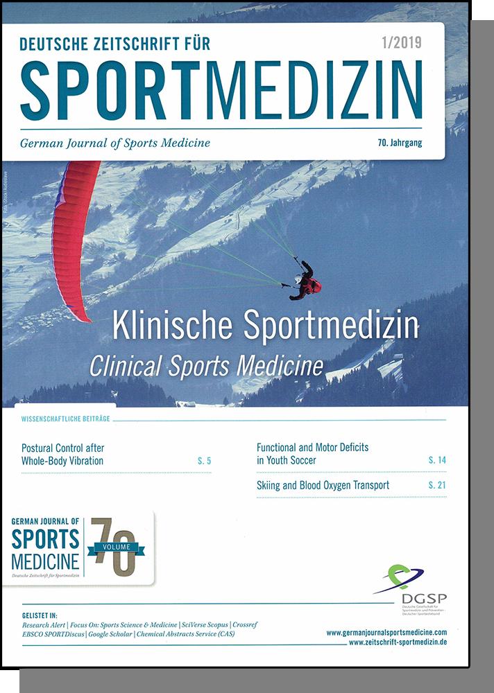 Zeitrschrift für Sportmedizin
