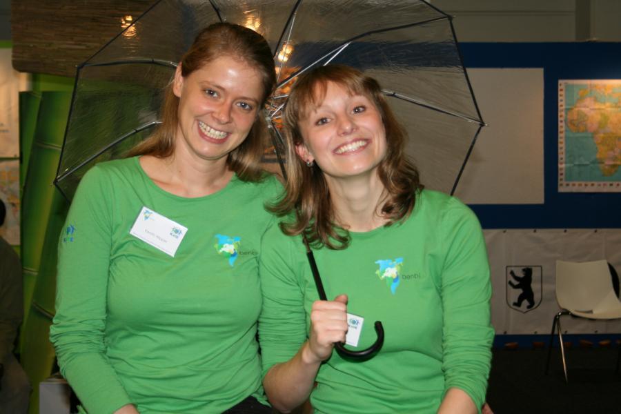 Kerstin & Belinda_2008