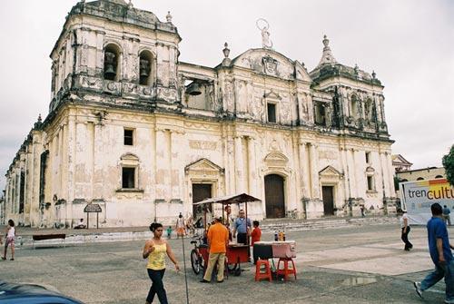 Leon-Kathedrale