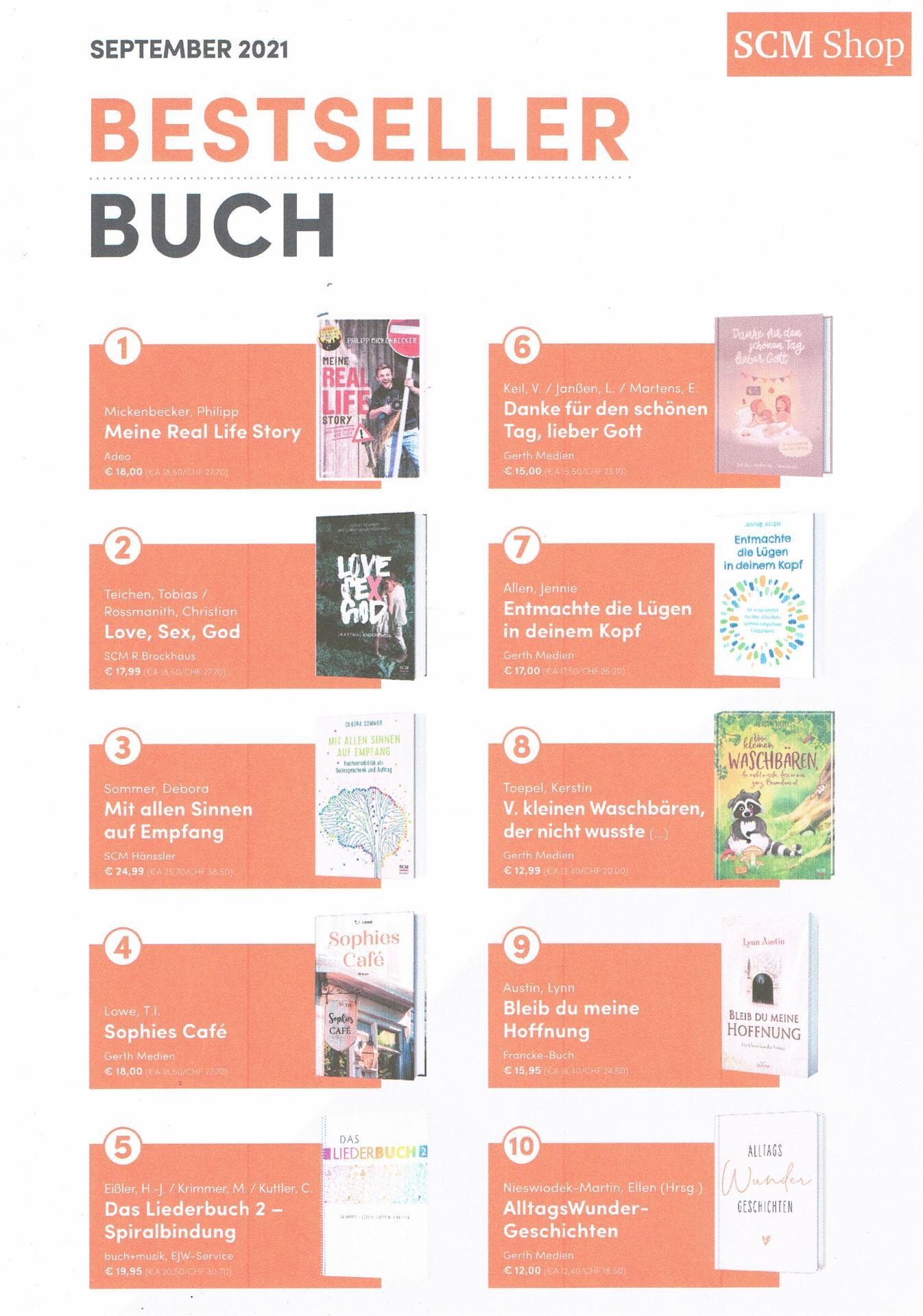 Sept. Buch
