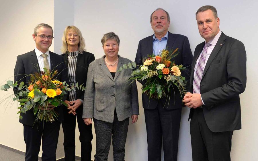 Wahl des Vorsitzenden Dr. Alfred Reichwein
