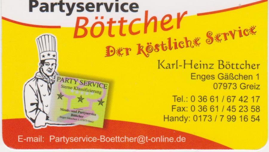 Partyservice Böttcher