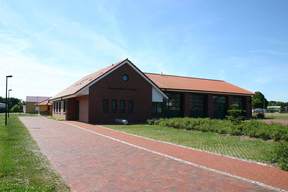 Feuerwehrhaus Lamstedt