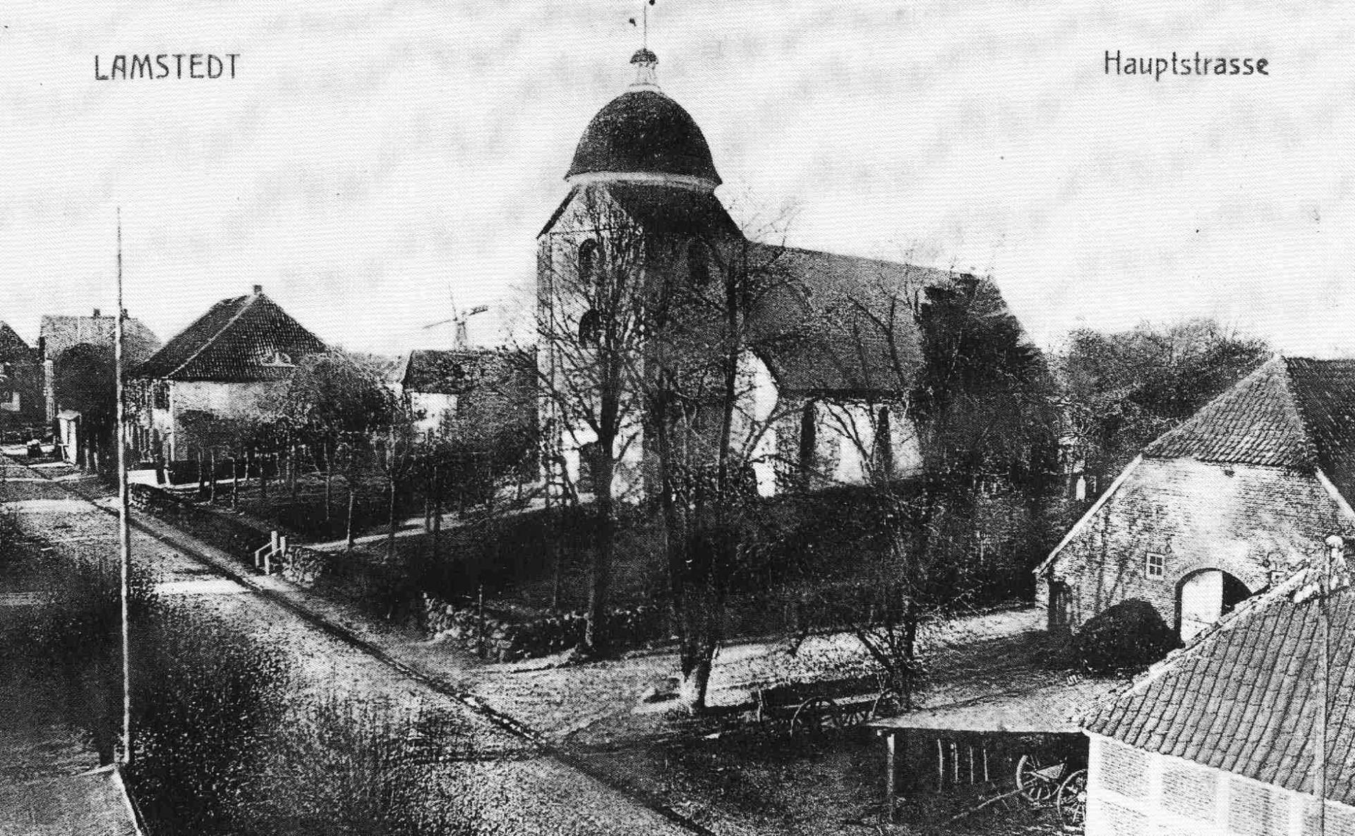 Lamstedt historisch