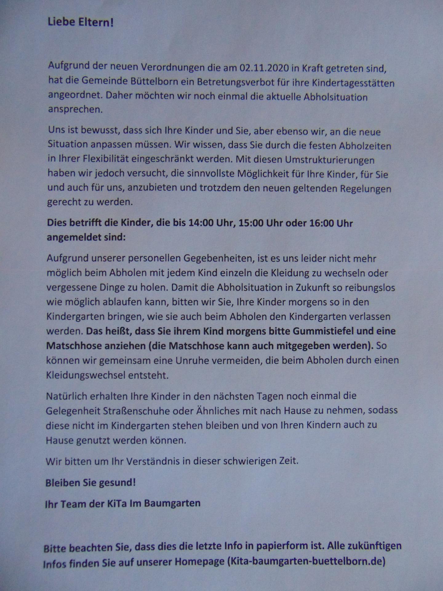 elternbrief 4.11.