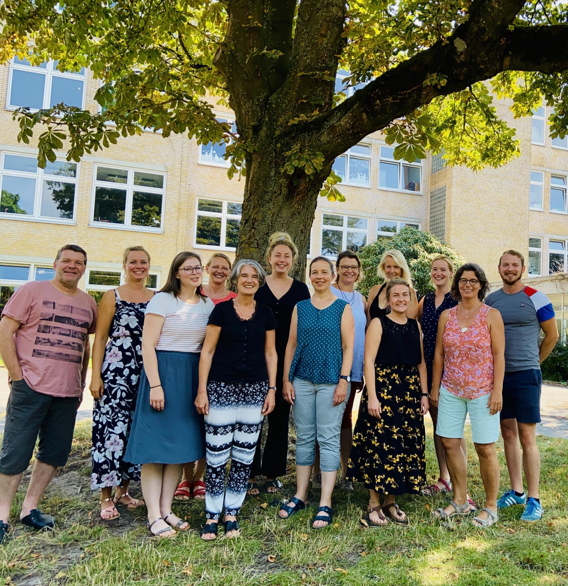 Kollegium Liebig-Grundschule
