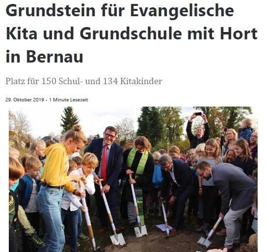 Artikel Bernau Live