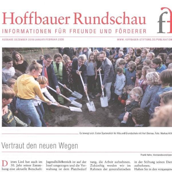 Artikel Hoffbauer Rundschau