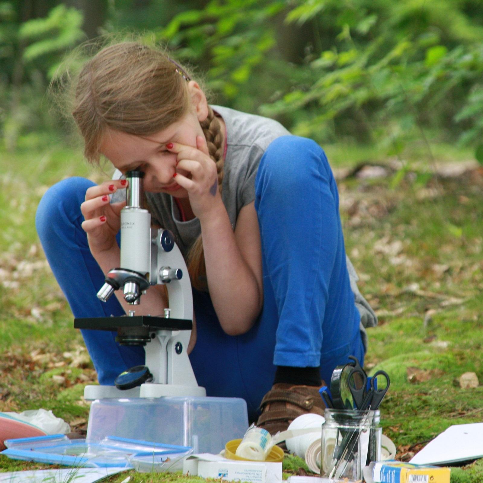 Forschen in der Natur