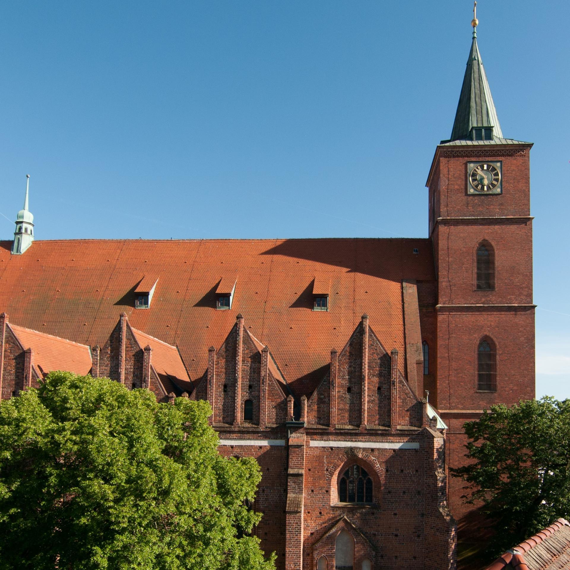 Evangelische Kirchengemeinde St. Marien Bernau
