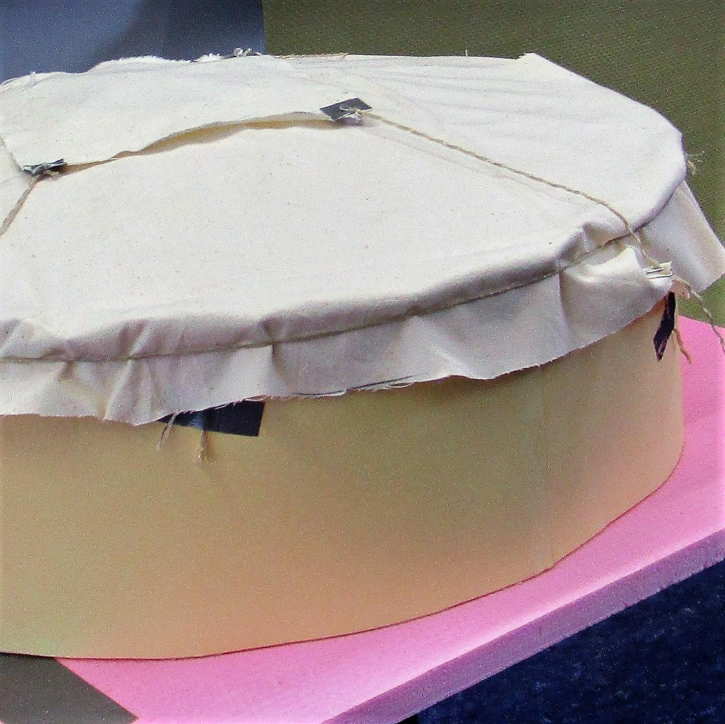 Modell einer Jurte