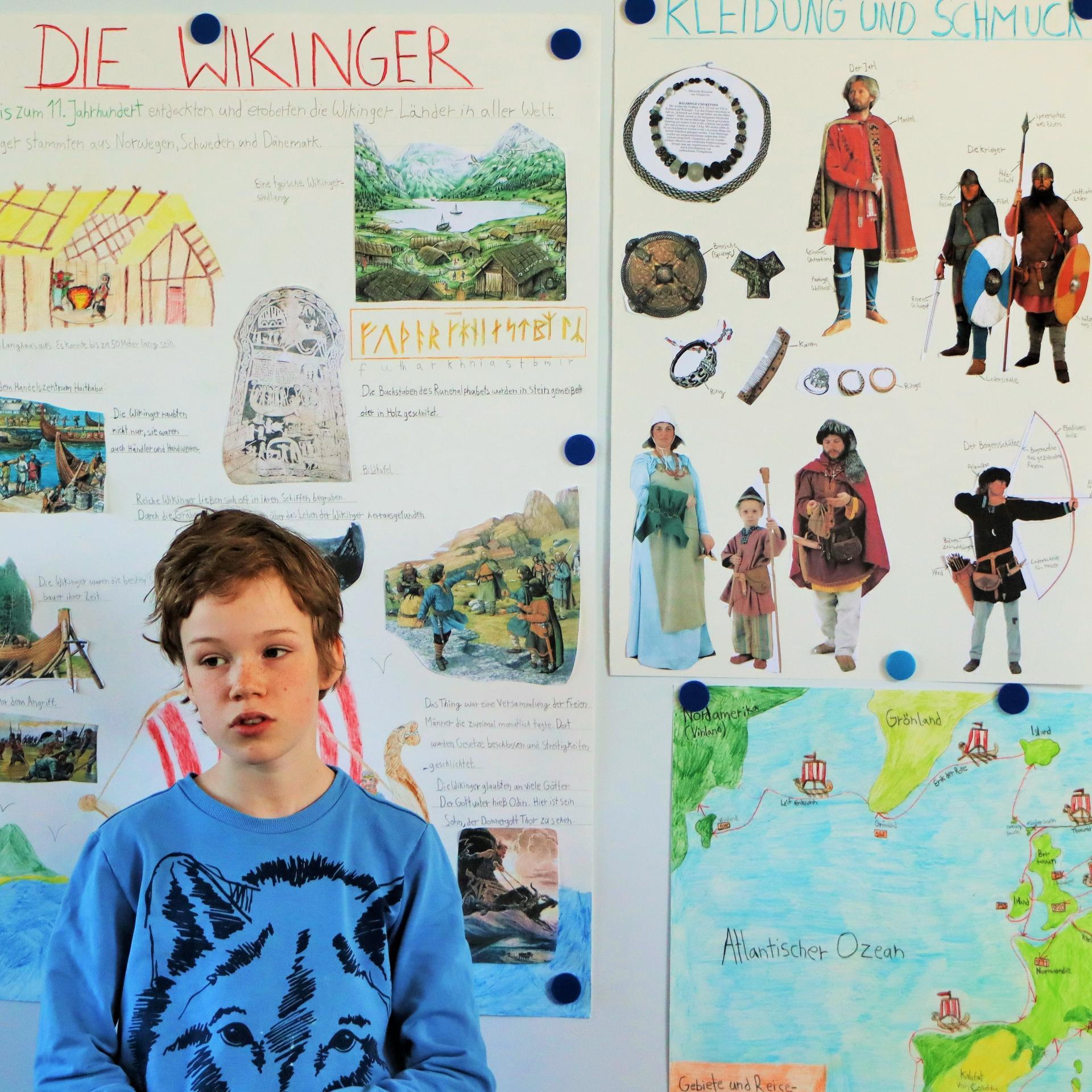Jahresaufträge zum Thema Mittelalter