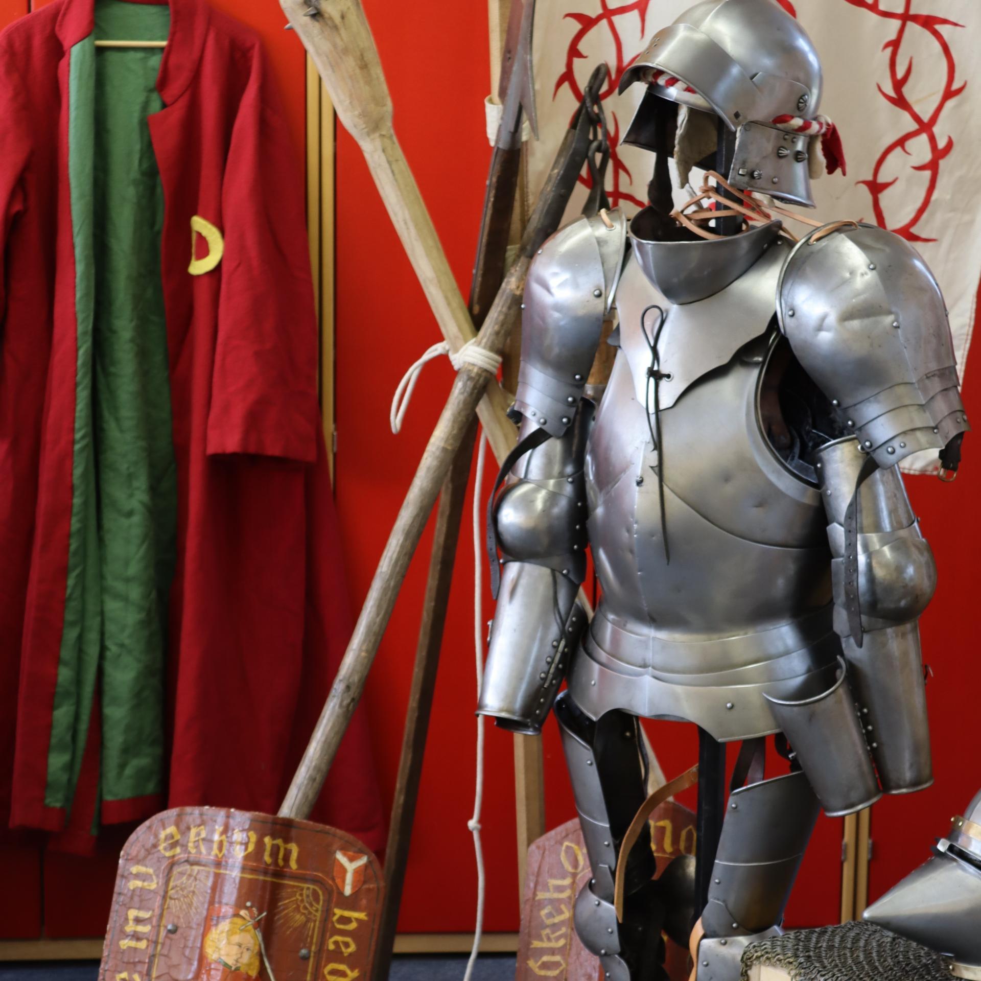 Mittelalterausstellung
