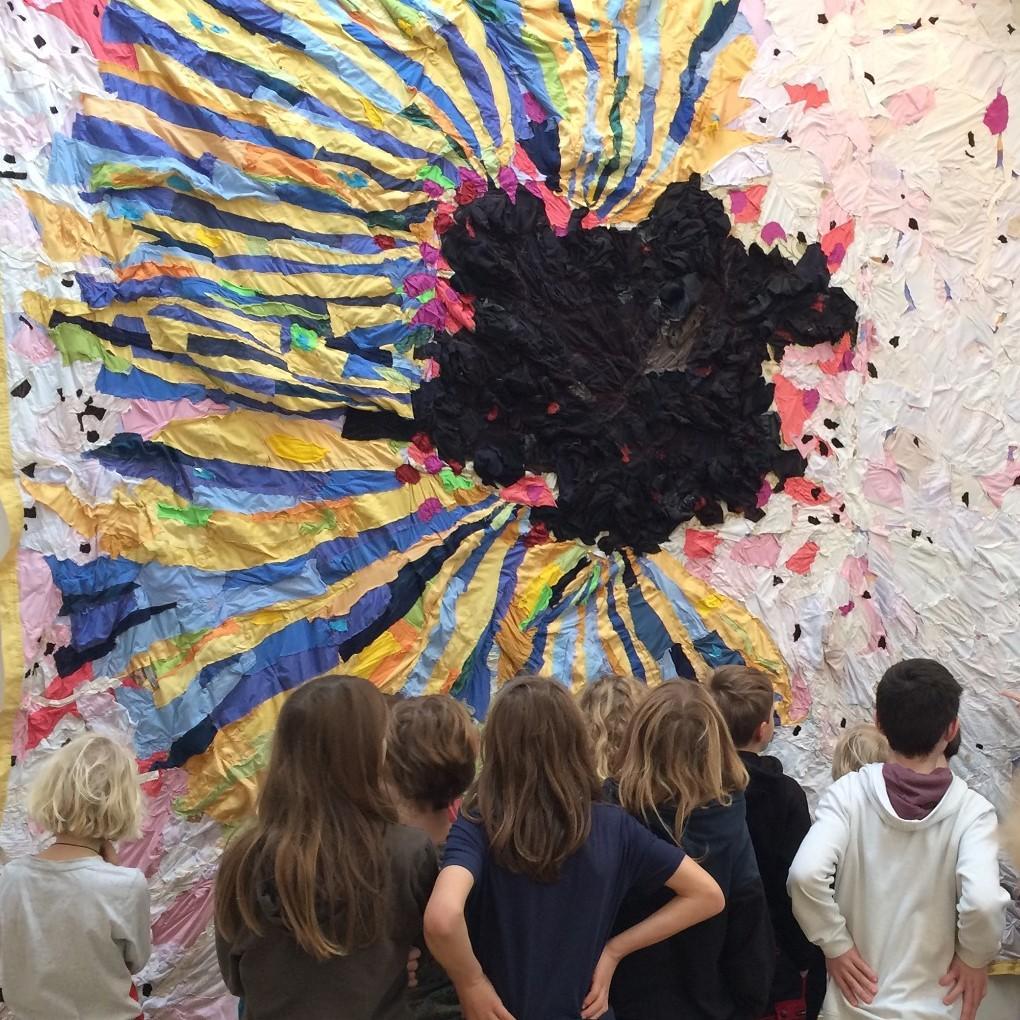 Zu Besuch in der Galerie Bernau
