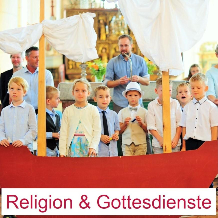 Religion & Gottesdienste