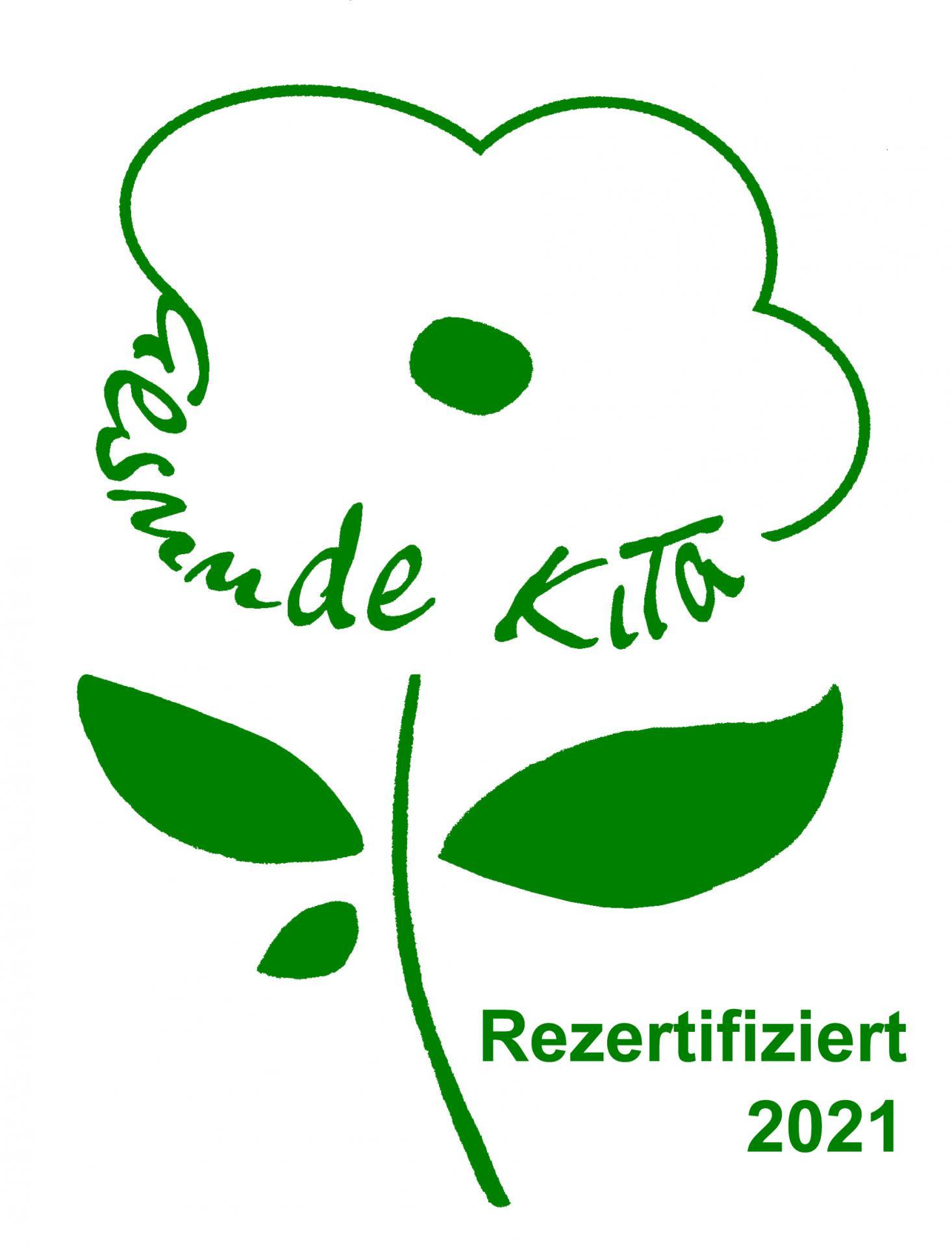 Logo Gesunde Kita