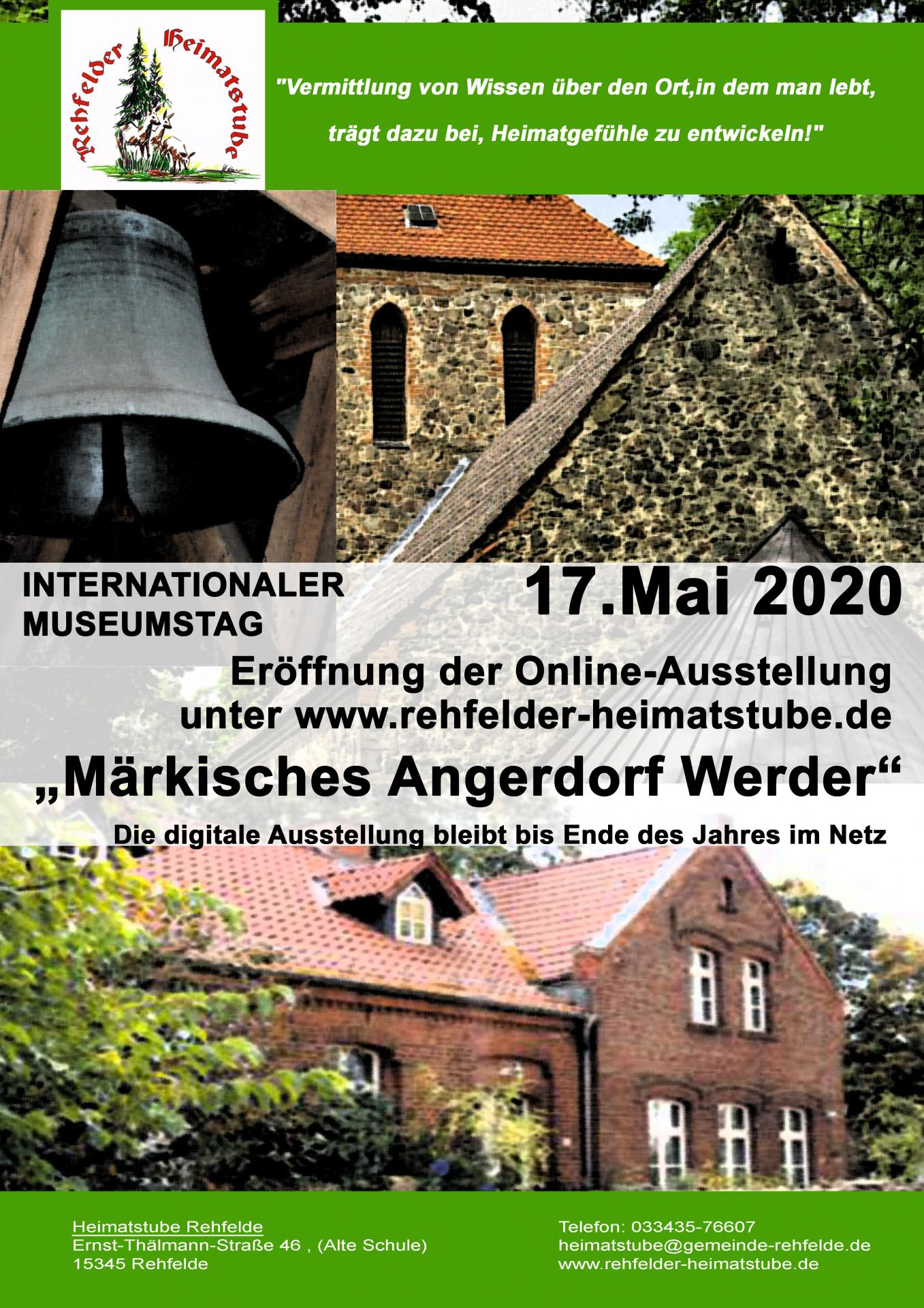 2020_Internationaler Museumstag 2020