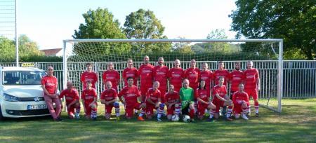 Alte Herren Team 19-20