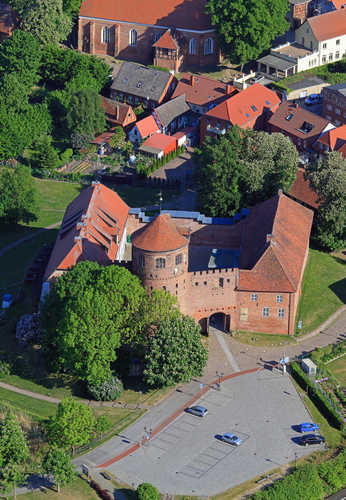 Burg Neustadt-Glewe, Foto Ralf Ottmann