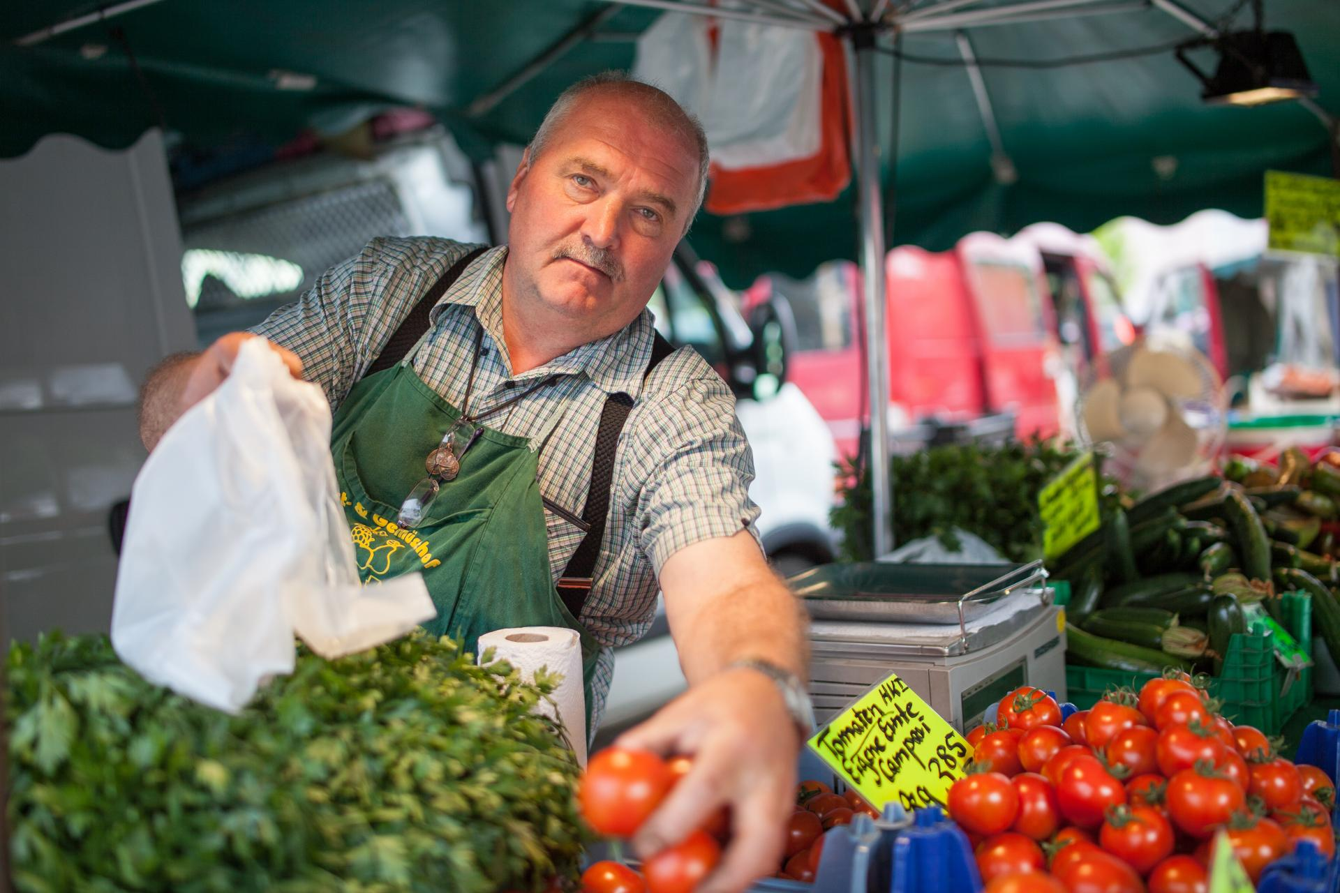 Metz Wochenmarkt