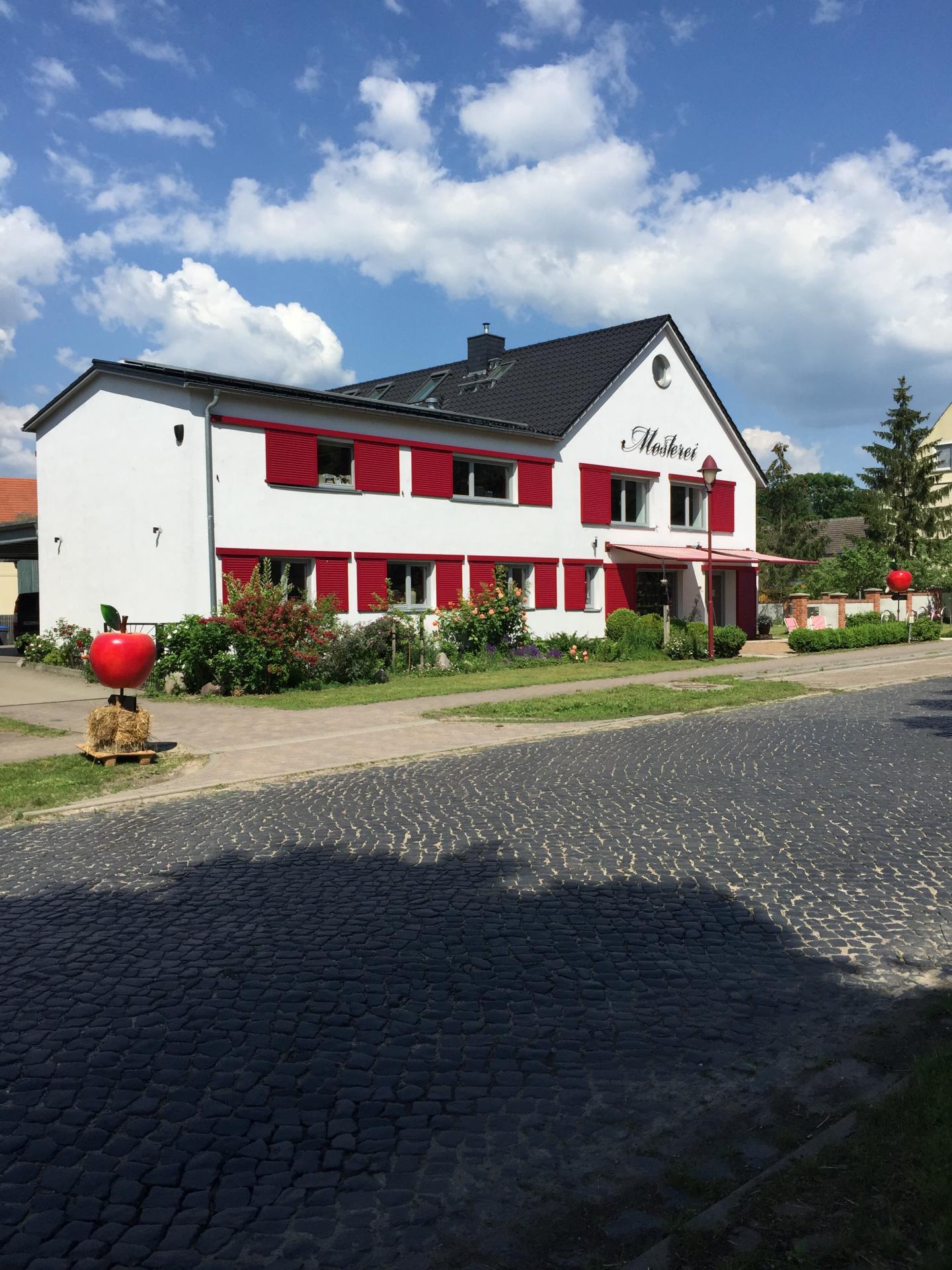Linumer Landhof Mosterei