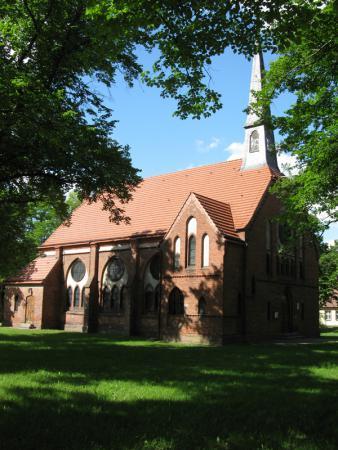 Dorfkirche Friedrichsthal
